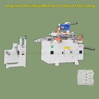 Wholesale Anti - scratch Hot Stamping Foil Label Paper Die Cutting Machine For Film Cutting from china suppliers