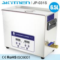 Wholesale Digital Transducer Benchtop Ultrasonic Cleaner 6.5L Lab Automatic Instruments from china suppliers