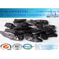 Wholesale Graphite Chemicals In Batteries Black Solid CAS 7782-42-5 C24X12 12.01 Molecular Weight from china suppliers