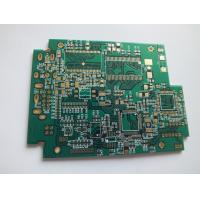 Wholesale Copper Clad Free PCB Layout Immersion Silver / Lead Free For Automobile Control from china suppliers