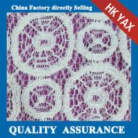 Wholesale YAX China supplier wholesale YX1273 Fashional special design lace embroidery fabric,new fashion wedding embroidery lace from china suppliers