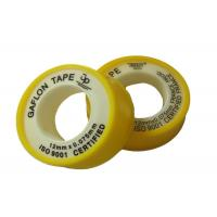 Wholesale Anti - corrosion Colorful Unsintered PTFE Gasket Tape , 6 - 50m Length from china suppliers
