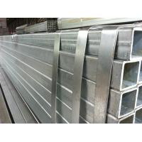 Wholesale BS ,DIN Hot Dipped Duplex Galvanized Square Steel 400*400mm OD EN10219 from china suppliers