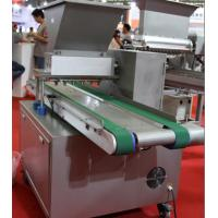 Wholesale 300 - 600 Trays/Hr Cake Depositor Machine Servo Motor With Delta PLC  Touch Screen from china suppliers