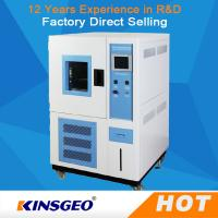 Wholesale Electrical Temperature Controlled Chamber , Humidity Testing Equipment from china suppliers