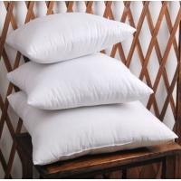 Buy cheap Grey Duck Feather Cotton Cushion Inserts White Knife Edge OEM from wholesalers