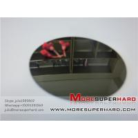 Wholesale 58MM round shape PCD wafers for cutting aluminum-julia@moresuperhard.com from china suppliers