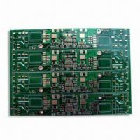 Wholesale Double-sided OSP PCB, Made of FR4, Available in Minimum Hole Size of 0.3mm from china suppliers