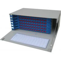Wholesale 12 Cores, 24 Cores, 36 Cores Rack-mount Fiber ODF 49 x 30.5cm from china suppliers