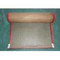 Wholesale Leno Weaving Coated Fiberglass Mesh Conveyor Belt Fabric High Temperature Resistant from china suppliers