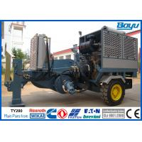 Wholesale Overhead Power Line Stringing Equipment Hydraulic Puller Machine 280kN 28 ton from china suppliers