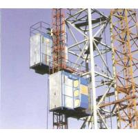 Wholesale Custom Material Cage Hoist Construction Passenger Elevator 3.2 x 1.5 x 2.5 m from china suppliers