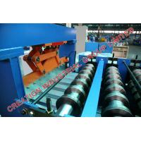 Wholesale High Speed Floor Deck Roll Forming Machine Sheet Metal Roll Former 17x1.7x1.6meters from china suppliers