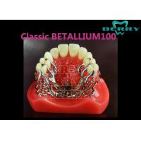 Wholesale No Smell Corrosion Resistance Cast Partial Denture With Distinguished Biocompatibility from china suppliers