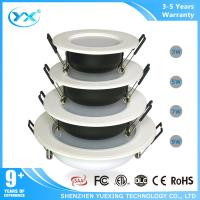 Wholesale PMMA Epistar Chip kitchen led downlights / white and black led down lamp from china suppliers