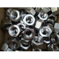 Wholesale A182 F51/2205/S31803/1.4462 Fasteners Bolt Nut Stub Hex Bolt Nut from china suppliers