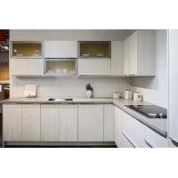 Buy cheap MDF Flat Panel Style Modern Kitchen Cabinet Door Panel Front from wholesalers