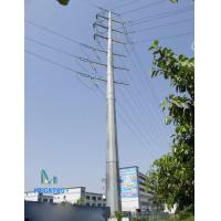 Wholesale 33KV steel pole from china suppliers