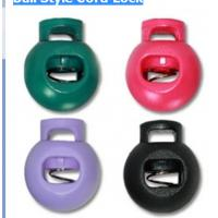 Quality Ball Style Cord Lock for sale