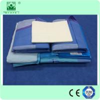 Wholesale Surgical Nonwoven SMS Arthroscopy Drape Pack For Knee Surgery from china suppliers