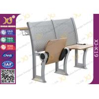 Wholesale Lecture Hall Attached College Classroom Furniture MultiLayer Folding Type from china suppliers