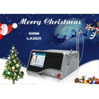 Wholesale Spa Clinic 20W 980 nm Diode Laser Machine For Spider Vein / Cherry Angiomas Removal from china suppliers