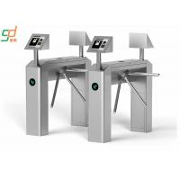 Quality Stainless Steel Bi-Directional Tripod Turnstile Gate Pedestrian Security Gates for sale
