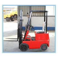 Buy cheap 0.5 ton best forklift trucking, mini battery operated small electric forklift for sale from wholesalers