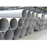 Buy cheap Stainless Steel Welded Pipes A312 TP304 / 304L, ASTM A790 , ASTM A269 - 10 for Heat-exchanger from wholesalers