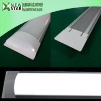Wholesale High Brightness LED Flat Tube 60cm 20Watt 1800lm Aluminum Alloy Case from china suppliers