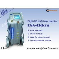 Wholesale Multifunctional IPL Beauty Machine  Hair Removal Acne Treatment  Machine from china suppliers