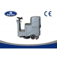 Wholesale Double Brush Ride On Pressure Washer Floor Scrubber Machine High Efficiency from china suppliers