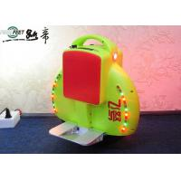 Wholesale High Speed Green Gyroscopic Electric Unicycle 1 Wheel Electric Scooter Foldable from china suppliers