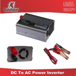 Buy cheap 500W 12V  to 220V Car Power Inverter / Modify Power Inverter / Power Inverter Wholesale from wholesalers