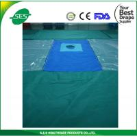 Wholesale Surgical Hip drape or Under Buttocks Drape with fluid control pouch from china suppliers
