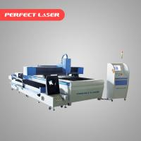 Wholesale Metal Pipe and Sheet Fiber Laser Cutting Machine for Round,oval,special-shaped pipe from china suppliers