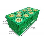 China Rainwater Harvesting System Stormwater Module Tank Underground Soakaway Crates for sale