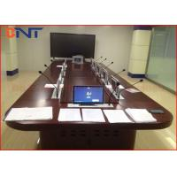 Wholesale Super Slim LCD Monitor Lift with Microphone,  Vertical LCD Screen Lift  Mechanism from china suppliers