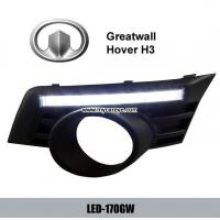 Wholesale Greatwall Hover H3 DRL LED Daytime Running Lights turn signal steering from china suppliers