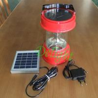 Wholesale Outdoor Led Camping Using Solar Rechargeable Lantern (DL-SC15-2) from china suppliers