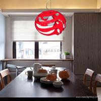 fashion 60w Resin pendant lamp for dining room bar indoor lighting factory without source