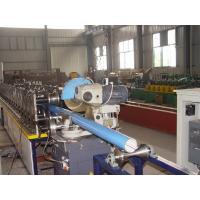 Wholesale 17 Rows Rollers Round Downspout Roll Forming Machine For Tube CE Certification from china suppliers