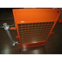 Quality Safety Metal Scaffold Ladder Access Gates Power Coating / Galvanized Ladder Door for sale
