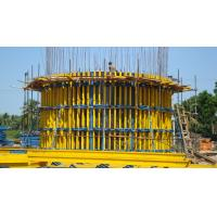 Wholesale Adjustable curved formwork , steel formwork for Sri Lanka water tower from china suppliers