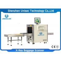 Wholesale High Penetration 38mm SF5636 24 Bit X Ray Baggage Scanner CE / ISO from china suppliers