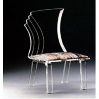 Wholesale acrylic transparent chair,cheap acrylic dining chair from china suppliers