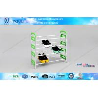 Wholesale Aluminum Free Standing 12 Tier Shoes Tower Rack Organizer Space Saving Modern Furniture from china suppliers