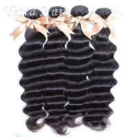 Wholesale Loose Deep Wave Brazilian 7A Virgin  Hair  22 Inch No Mixture from china suppliers