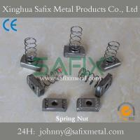 Buy cheap Stainless Steel Strut Nut/ Channel Nut/ Spring Nut/ Conduit Fittings 316(A4) 304(A2) from wholesalers