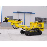 Wholesale Hydraulic Crawler DTH Drilling Rig for Building / Road / Civil Engineering JK580 from china suppliers